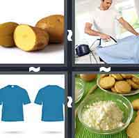 4 Pics 1 Word level 6-4 6 Letters