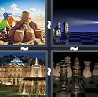 4 Pics 1 Word level 6-5 6 Letters