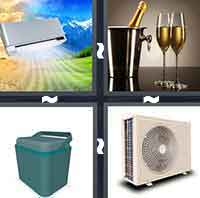 4 Pics 1 Word level 498