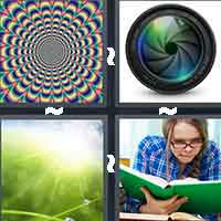 4 Pics 1 Word level 501