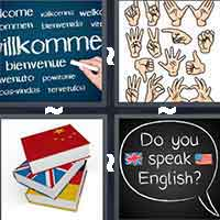 4 Pics 1 Word level 3-7 8 Letters
