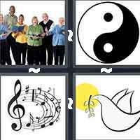 4 Pics 1 Word level 5-5 7 Letters