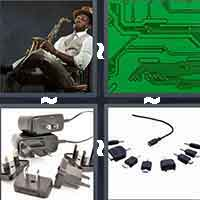 4 Pics 1 Word level 5-7 7 Letters
