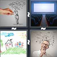 4 Pics 1 Word level 5-8 7 Letters