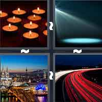 4 Pics 1 Word level 3-13 8 Letters