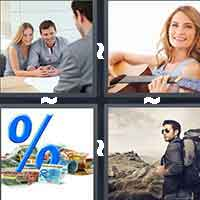 4 Pics 1 Word level 3-15 8 Letters