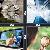 4 Pics 1 Word level 7-2 6 Letters