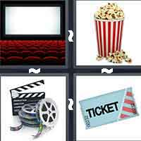 4 Pics 1 Word level 7-3 6 Letters