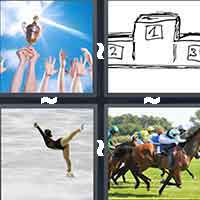 4 Pics 1 Word level 5-11 7 Letters