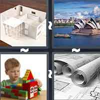 4 Pics 1 Word level 4-2 8 Letters
