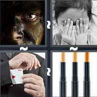 4 Pics 1 Word level 5-15 7 Letters