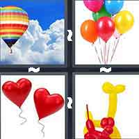 4 Pics 1 Word level 6-3 7 Letters