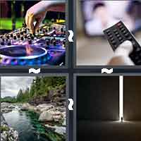 4 Pics 1 Word level 6-6 7 Letters