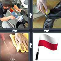 4 Pics 1 Word level 7-12 6 Letters