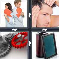 4 Pics 1 Word level 10-13 4 Letters