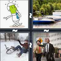 4 Pics 1 Word level 587