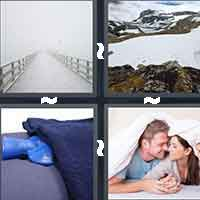4 Pics 1 Word level 594
