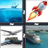 4 Pics 1 Word level 598