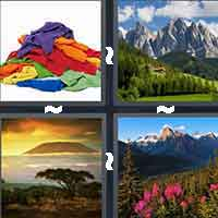 4 Pics 1 Word level 4-10 8 Letters