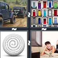 4 Pics 1 Word level 607