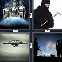 4 Pics 1 Word level 612