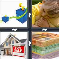 4 Pics 1 Word level 613