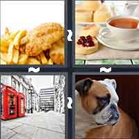 4 Pics 1 Word level 7-4 7 Letters