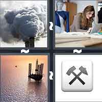 4 Pics 1 Word level 4-12 8 Letters