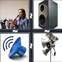 4 Pics 1 Word level 7-5 7 Letters