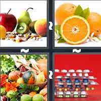 4 Pics 1 Word level 7-6 7 Letters