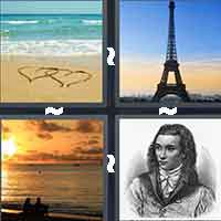 4 Pics 1 Word level 4-15 8 Letters