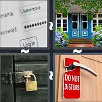 4 Pics 1 Word level 7-8 7 Letters