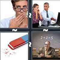 4 Pics 1 Word level 7-10 7 Letters