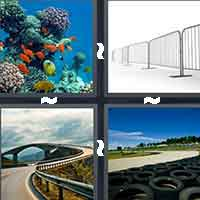 4 Pics 1 Word level 7-11 7 Letters
