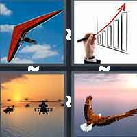 4 Pics 1 Word level 12-1 4 Letters