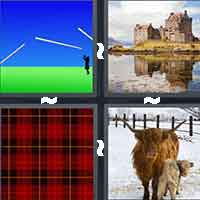 4 Pics 1 Word level 5-5 8 Letters