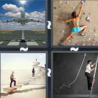 4 Pics 1 Word level 694