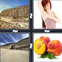 4 Pics 1 Word level 4-8 3 Letters