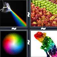 4 Pics 1 Word level 5-7 8 Letters