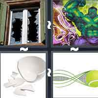 4 Pics 1 Word level 702