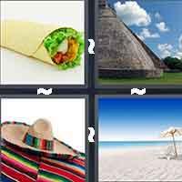 4 Pics 1 Word level 703