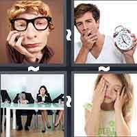 4 Pics 1 Word level 704