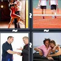4 Pics 1 Word level 705
