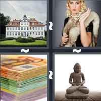 4 Pics 1 Word level 706
