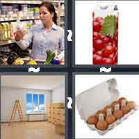 4 Pics 1 Word level 710