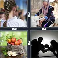 4 Pics 1 Word level 714