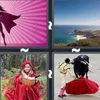 4 Pics 1 Word level 12-4 4 Letters