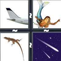 4 Pics 1 Word level 12-5 4 Letters