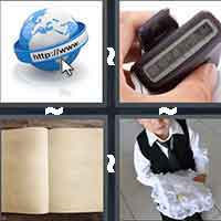 4 Pics 1 Word level 12-9 4 Letters