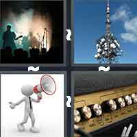 4 Pics 1 Word level 8-5 7 Letters